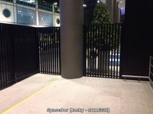 Aluminium Wall Screen