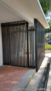 Aluminium Wall Screen for Privacy